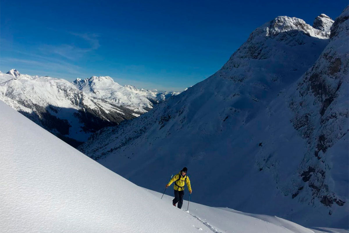 leistung-skitour